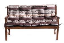 Reemplazo de 1-4 asientos Cojines  jardín swing banco silla patio 50-190cm.Nuevo