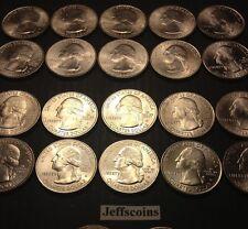 Complete 2015 P&D&S Homestead Kisatchi BlueRidge Bombay Saratoga 15 Coin Set PDS