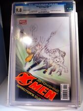 Astonishing X-Men #1  Directors Cut  CGC 9.8   Joss Whedon   16 page bonus