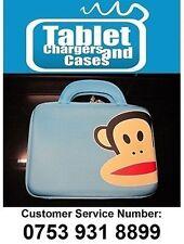 Paul Frank Mono Azul Hard Shell Funda De Transporte/Bolso Para Samsung Galaxy Tab 2