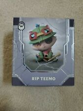 League of Legends - Limited Edition - RIP Teemo Figure - NEW