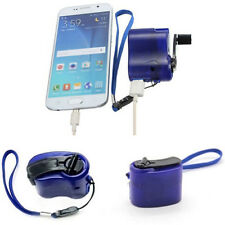 Portable Wind UP Dynamo Hand Crank USB PDA MP3 Cell Phone Emergency Charger New