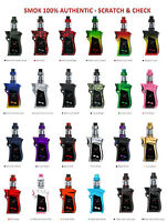SMOK MAG Full Right Hand Kit 225w MOD with TFV12 Prince Tank V12 Coils Authentic
