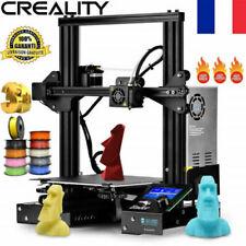 [Boutique Officielle] Creality 3D Ender 3 Imprimante 3D Haute Précision 180mm/s