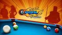 8 Ball Pool Coins - 1 Billion PLUS BONUS (Instant Delivery)