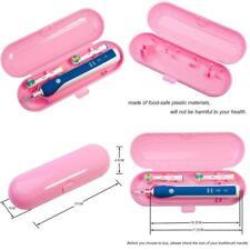 Oral B Pro 2000 600 700 3000 Electric Cepillo de dientes recargable Rosa Caso De Viaje