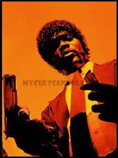 Original Pulp Fiction Jules Art Print Poster Tarantino DVD Blu Kill Bill