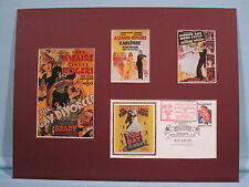 Fred Astaire & Ginger Rogers & commerative envelope