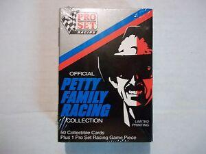 1991 Pro Set Richard Petty Set - NASCAR Hall of Famer