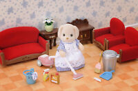Sylvanian Families Calico Critters Housekeeping Set