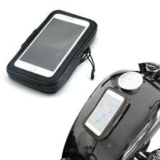 Motorcycle Magnetic Fuel Tank Bag Gas Bag iPhone Cell Phone Pouch Phone Holder
