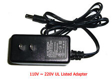 12V Dc Ul Listed Power Adapter for Open Signs, Business Signs, Window Signs