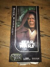 Sideshow Order Of The Jedi Mace Windu Jedi Master AFSSC1052