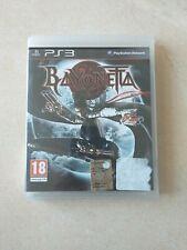 BAYONETTA PS3 PS 3 USATO ITALIANO