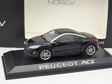 Norev 1/43 - Peugeot RCZ Noire