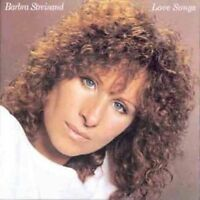 LOVE SONG - 2001 Barbara Streisand - Greatest Hits Collection Audio Music CD New