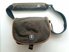 Crumpler Muffin Top 4000 Padded Camera Shoulder Bag - Brown/Orange - Excellent