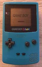 Consola Nintendo Game Boy Color Turquesa