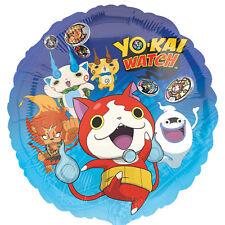 Yokai Watch Foil Supershape Balloon Yo-Kai Watch Party Decoration Party Supplies