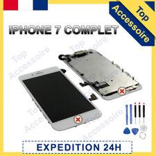 ECRAN COMPLET IPHONE 5/5C/5S/6+/6S/6S+/7+/8+VITRE TACTILE+LCD RETINA SUR CHASSIS