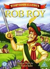 STORYBOOK CLASSIC - ROB ROY (DVD)