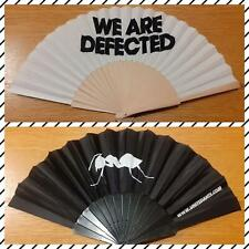 More details for various hand fans from the ibizan super clubs - ibiza clubs posters - dj music