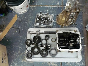 FORD XR6 XR8 EA EB ED EF EL AU BA T5 OR TREMEC 5 SPEED GEARBOX PARTS ONLY