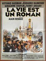 Plakat La Vie Est Un Roman Alain Resnais Vittorio Gassman Bilal 60x80cm