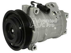 New A/C Compressor Fits: 2004 2005 2006 Chrysler Pacifica V6 3.5L ONLY