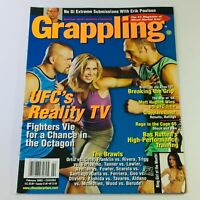 Grappling MMA Magazine February 2005 - Erik Paulson & Franklin vs Rivera