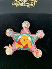 Disney Auctions Pin Winnie The Pooh Cast Star Eeyore Tigger Piglet Le 100