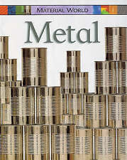 Llewellyn, Claire, Metal (Material World), Very Good Book