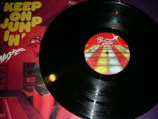 "Disco LP Musique ""Keep On Jumpin'"" In The Bush Prelude 1978 VG+"