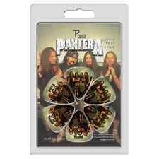 PANTERA Guitar Picks 6 Pack OFFICIAL MERCHANDISE