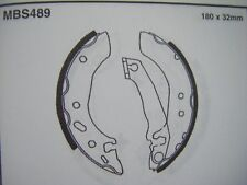 Ford escort/Orion brake shoes (90 - 94) (mbs489)