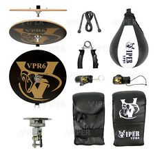 Speed Ball Platform Set Boxing Mma Gym Professional Adjustable VIPER Training
