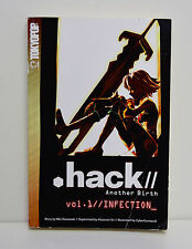 .hack// Another Birth Vol. 1 Infection (Tokyopop Chapter Book, Based on Manga)