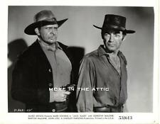 MARK STEVENS IS JACK SLADE ORIGINAL VINTAGE WESTERN FILM STILL #1
