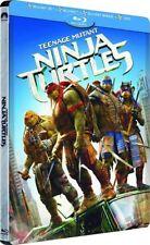 TARTARUGHE NINJA 3D (4 BLU-RAY 3D + 2D + DVD) STEELBOOK EDITION LIMITED