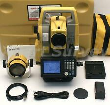 Topcon Os 101 1 Reflectorless Onboard Total Station With Bluetooth Magnet Os101