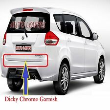 ★Premium Quality Rear Trunk Dicky Chrome Trim/Garnish for Maruti Suzuki Ertiga★
