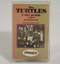 It Ain't Me Babe by The Turtles /1965 Cassette 1990 Such a Deal!