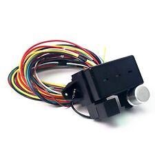 12V 10 Circuit Basic Wiring Harness Fuse Box Street Hot Rat Rod Wiring Truck Car