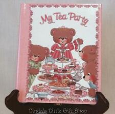 PERSONALIZED CHILDREN'S BOOK MY TEA PARTY