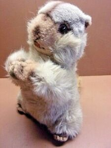 "The CUTEST Plush Stuffed SQUIRREL/CHIPMUNK 16"" Long Cute Face Take a Look!"