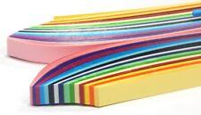 150 Quilling Papier DIY 15 Farben Board Papierstreifen Set Deko BEST 500x10mm
