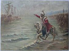 Maurizio nei modi di Fausto ZONARO (Masi 1854–Sanremo 1929) Fatih Sultan Mehmed