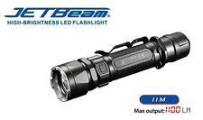 New Jetbeam JET-IIM Cree XP-L HI 1100 Lumens LED Flashlight Torch ( 18650 )