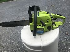 """Poulan chainsaw 3400 56cc 16"""" B/C Running Condition, As Is Rare Collector Saw,"""