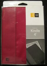 Case Logic Red Kindle 4 Protective Case New